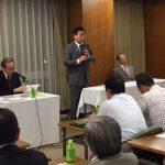 第26回日本の福祉を考える会(平成28年10月12日党本部)